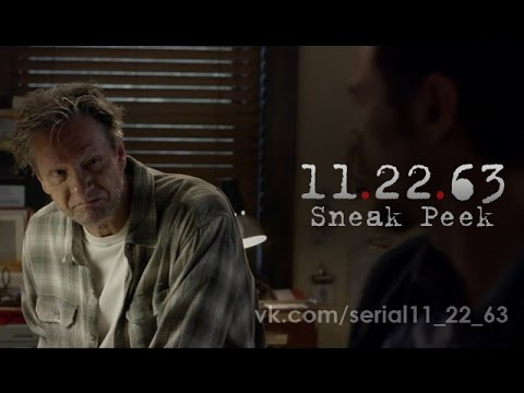 """""""Who Do You Think Killed Kennedy?"""" Official Sneak Peek 11.22.63"""