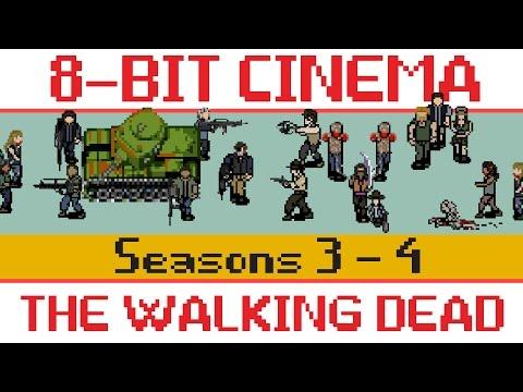The Walking Dead (Part 2!) - 8 Bit Cinema