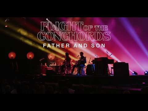 Flight of the Conchords - Father and Son ('Live in London' Single Edit) [OFFICIAL AUDIO]