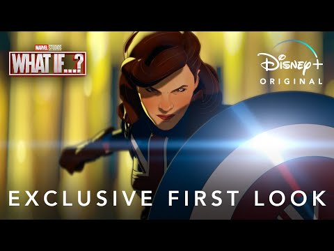 Exclusive First Look   What If…?   Disney+