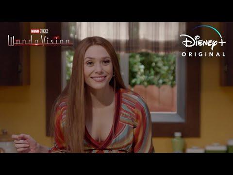 Showstopper | Marvel Studios' WandaVision | Disney+