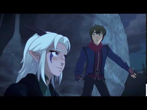 The Dragon Prince | Lord of the Rings Easter Egg