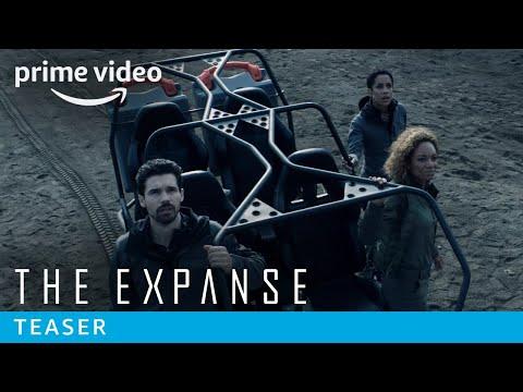 The Expanse Season 4 Official Teaser   Prime Video