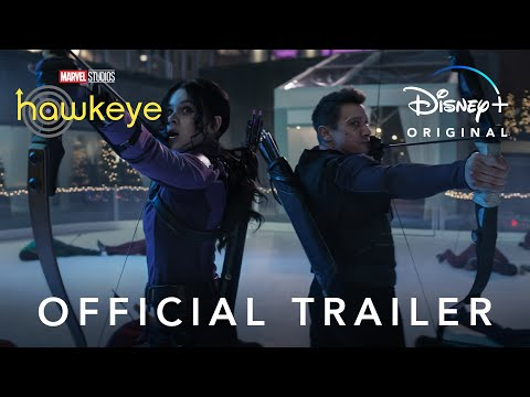 Marvel Studios' Hawkeye   Official Trailer   Disney+