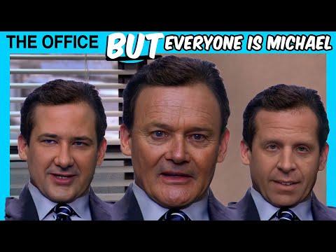 The Office But Michael Scott is Everyone [deepfake]