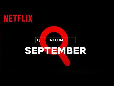Neu auf Netflix | September 2020