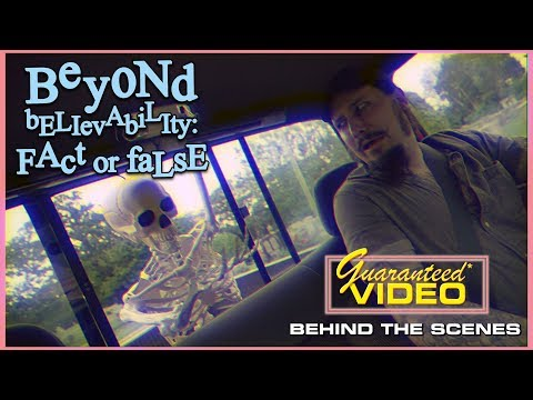 Behind The Scenes | Beyond Believability : FACT or FALSE Post-Mortem