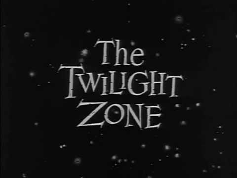 The Twilight Zone ~ 1959 ~ Original Opening Title ~ UPA Animation
