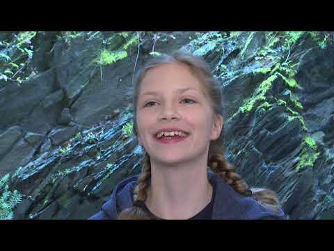 CARLOTTA VON FALKENHAYN Interview DARK Elizabeth Doppler german / deutsch Teil 1 Elisabeth NETFLIX