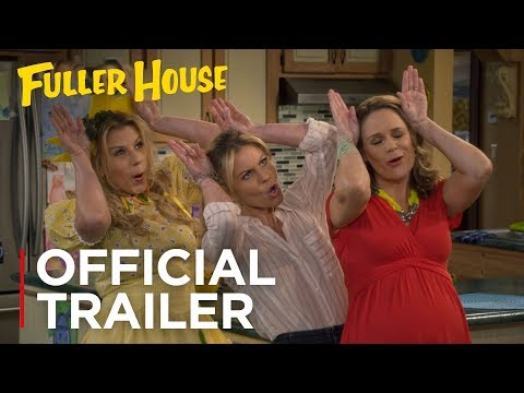 Fuller House: Season 4   Official Trailer [HD]   Netflix