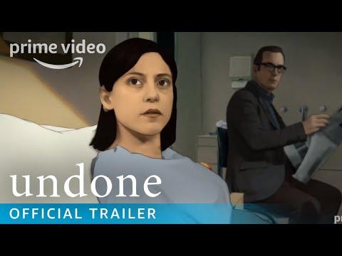 Undone - Official Trailer | Prime Video