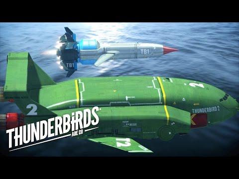 Thunderbirds Are Go   Official Global Trailer