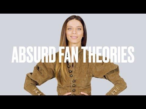 Angela Sarafyan Reads Absurd Westworld Fan Theories | ELLE