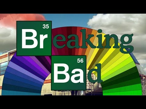 The Breaking Bad Color Theory