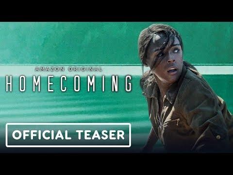 Homecoming: Season 2 - Official Teaser Trailer (2020) Janelle Monáe