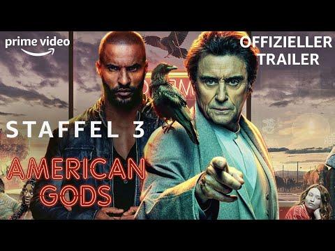 American Gods Staffel 3   Offizieller Trailer   Prime Video DE