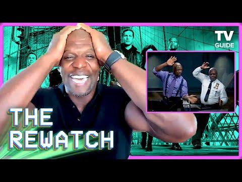 Terry Crews Rewatches Brooklyn Nine-Nine's Best Scenes