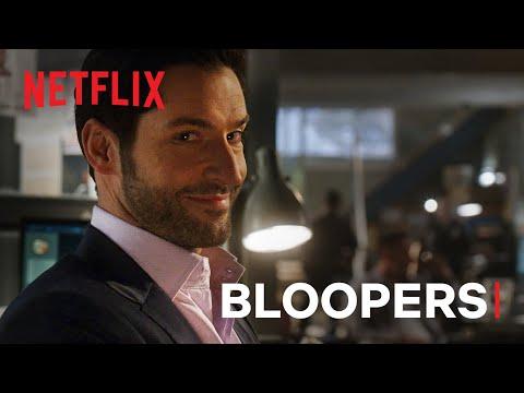 Lucifer | Season 5 Bloopers | Netflix