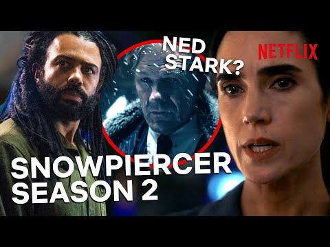 Snowpiercer Season 2 Official Teaser | Netflix