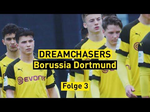 Kampf um Platz 1 und ein Rap-Konzert als Teambuilding   Dreamchasers Borussia Dortmund   Folge 3