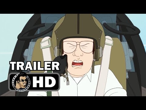F IS FOR FAMILY Season 3 Official Teaser Trailer (HD) Bill Burr, Vince Vaughn Series