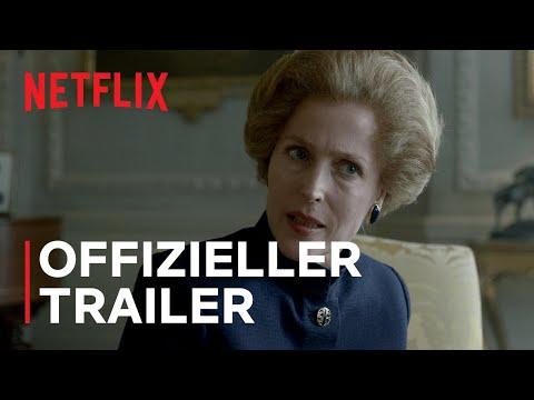 The Crown: Staffel 4 | Offizieller Trailer | Netflix