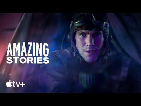 Amazing Stories — Official Trailer   Apple TV+