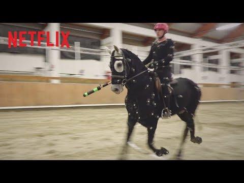 LOVE DEATH + ROBOTS | Live Horse Motion Capture | Netflix