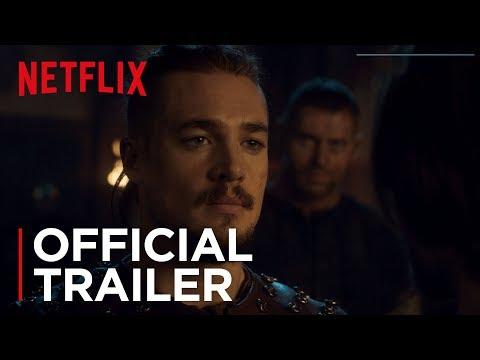 The Last Kingdom: Season 3 | Official Trailer [HD] | Netflix