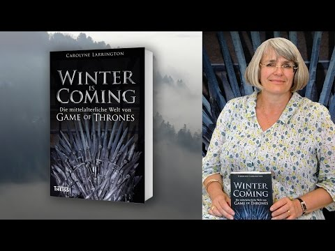 Interview with Carolyne Larrington about her new book ›Winter is coming‹