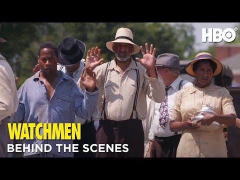 Watchmen: Black Wall Street - Behind the Scenes of Season 1   HBO