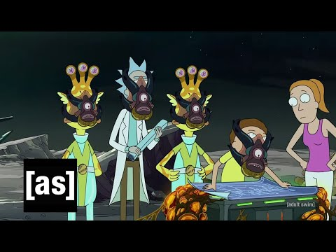 Inside the Episode: Promortyus | Rick and Morty | adult swim