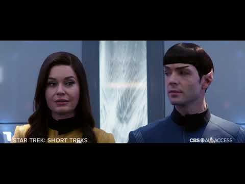 Star Trek Short Treks Comic-Con Trailer