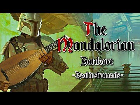 The Mandalorian - Main Theme - Bardcore (Medieval Style)