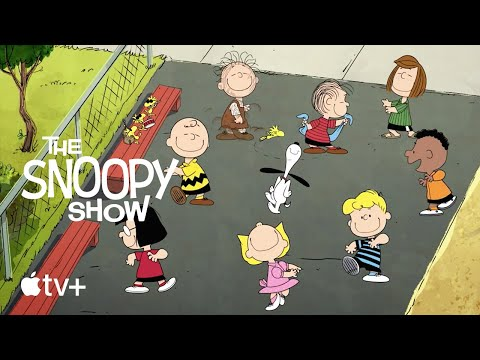 The Snoopy Show — Official Trailer   Apple TV+