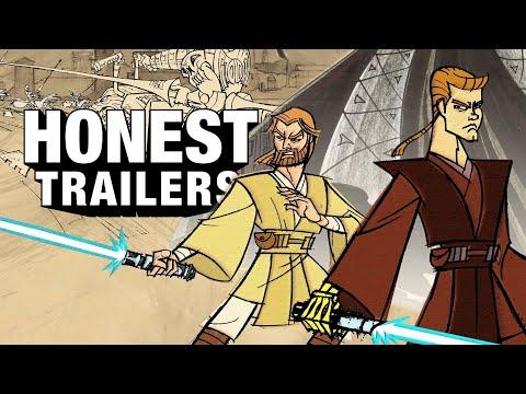 Honest Trailers   Star Wars: Clone Wars (2003)