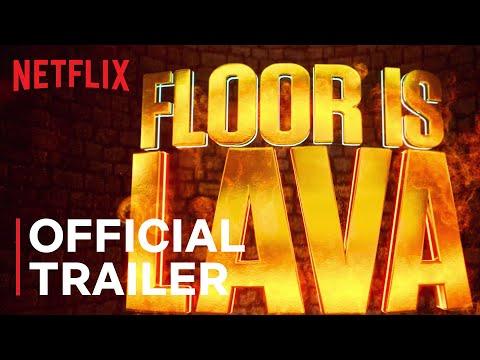 Floor is Lava | Official Trailer | Netflix