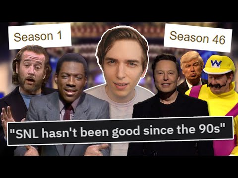 I watched one SNL episode from every season