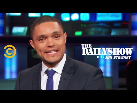 The Daily Show - Spot the Africa (ft. Trevor Noah)