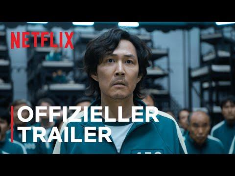 Squid Game | Offizieller Trailer | Netflix
