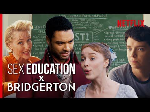 Bridgerton Gets A Sex Education | Netflix