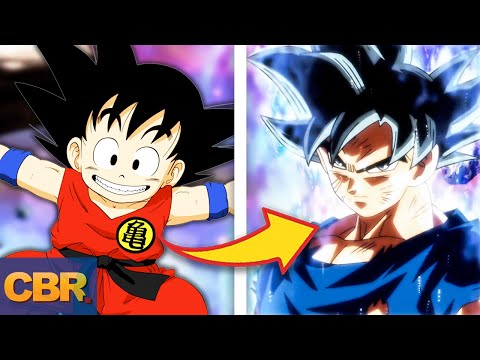 The Complete Dragon Ball Canon Timeline Explained