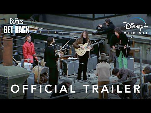 The Beatles: Get Back   Official Trailer   Disney+