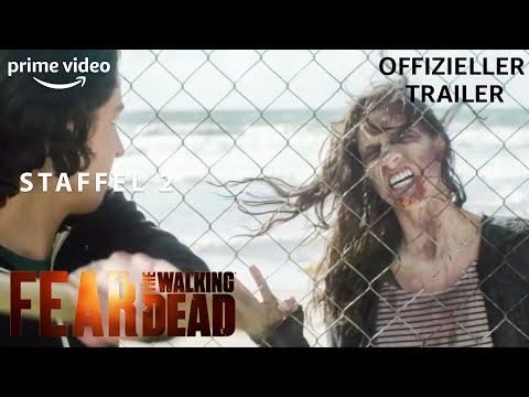 Fear the Walking Dead   Staffel 2   Offizieller Trailer   Prime Video DE