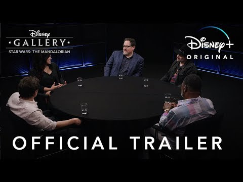 Disney Gallery: The Mandalorian   Official Trailer   Disney+