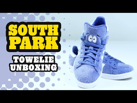 adidas Unboxed: South Park Towelie