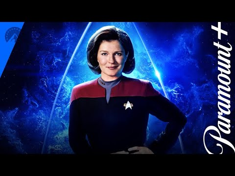 Kate Mulgrew Reveals Animated Janeway For Star Trek: Prodigy   First Contact Day   Paramount+