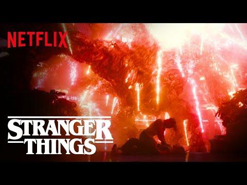 Stranger Things 3 | VFX Breakdown | Netflix