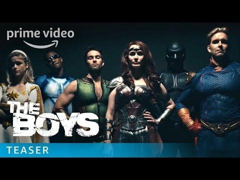 "The Boys - Uncensored Teaser Trailer: ""Spank"" | Prime Video"