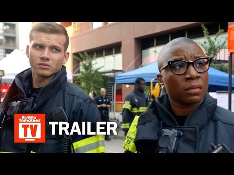 9-1-1 Season 2 Trailer   'Save The World'   Rotten Tomatoes TV